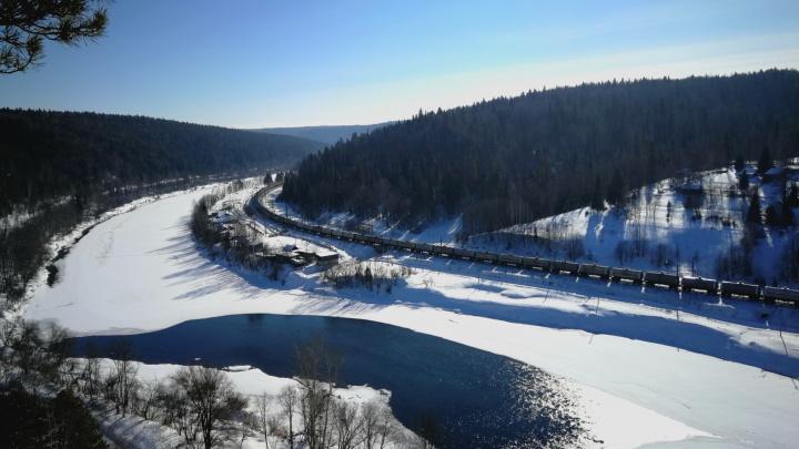 Камень Ермак под Кунгуром вошел в список самых завораживающих мест России по версии Google