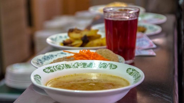 Следователи: питание в школе №81 не соответствовало требованиям безопасности