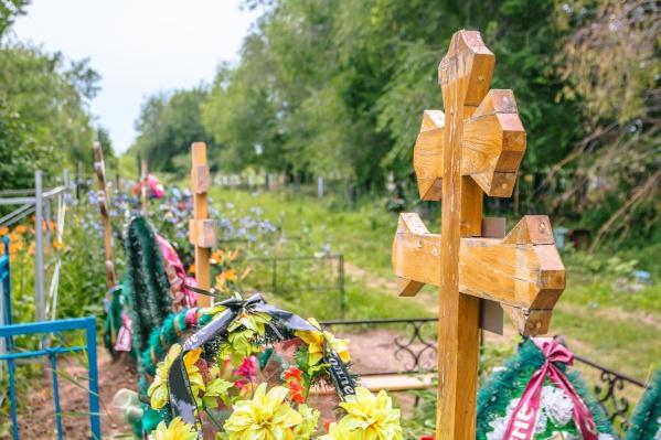 В Самаре только одна организация имеет право проводить захоронения