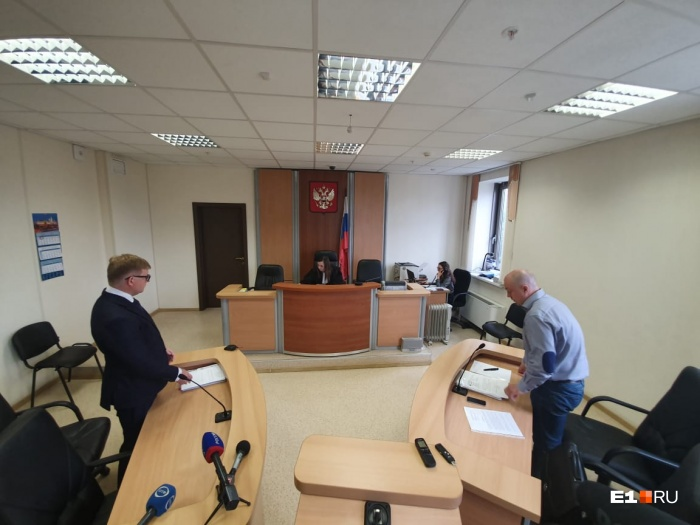 Арбитражный суд перенес на конец июля рассмотрение дела против автора путеводителя по Екатеринбургу