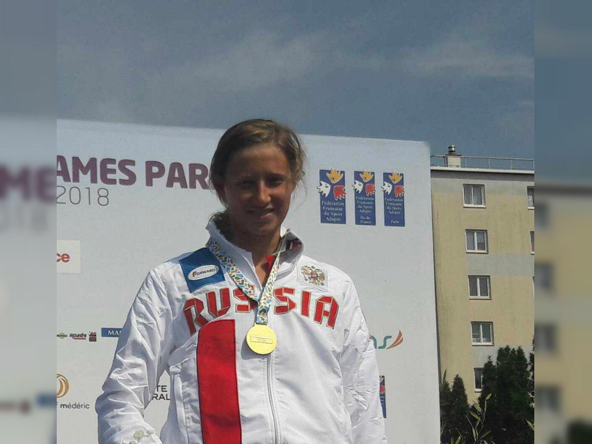 Сразу 4 мировых рекорда установила встолице франции челябинская спортсменка