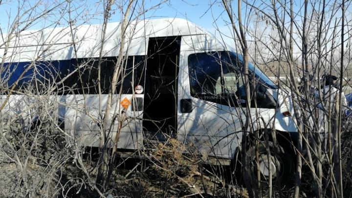 Водитель маршрутки рассказал, как произошла авария с семью пострадавшими