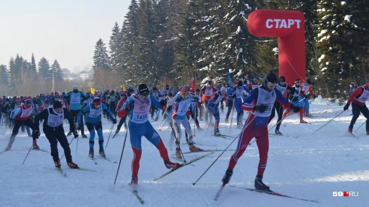 Для участников «Лыжни России» в Перми запустят бесплатный автобус