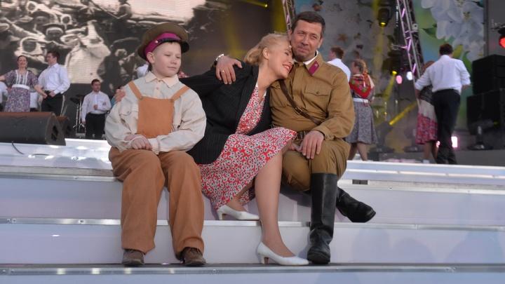 45 самых ярких фотографий Дня Победы: подборка для тех, кто пропустил праздник в Екатеринбурге
