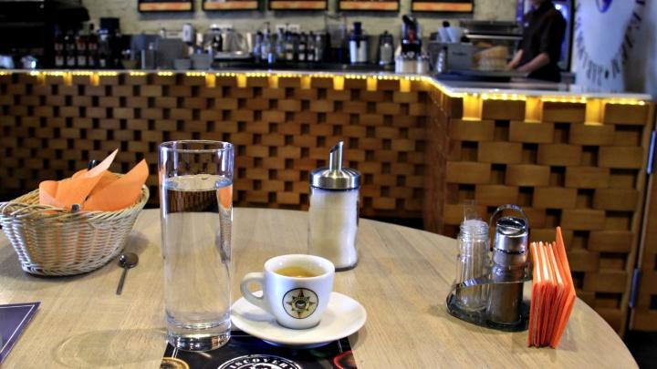 В Новосибирске тайком открылась новая сеть кофеен