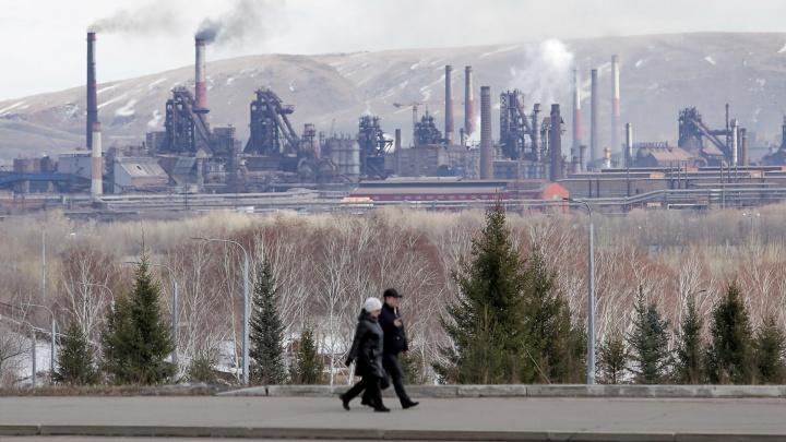 На Магнитогорском металлургическом комбинате вспыхнул пожар