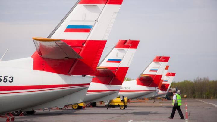 Рейсы вернули: из Архангельской области снова можно улететь в Республику Коми