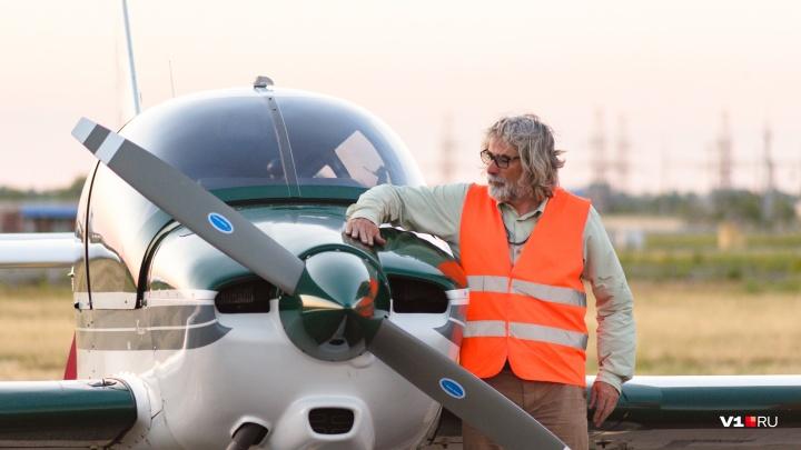 «Их до сих пор не отпускает небо»: 18 французских самолетов побывали в Волгограде