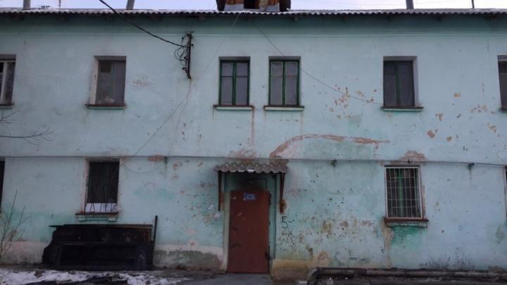«Пугает неопределённость»: жильцы челябинского барака после пожара остались без ремонта