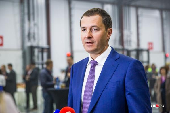 Имя Владимира Волкова регулярно появляется в СМИ