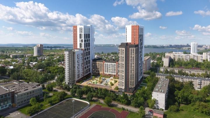 Страшно подумать, сколько здесь будут стоить готовые квартиры: ГК ТЭН начала осваивать ВИЗ