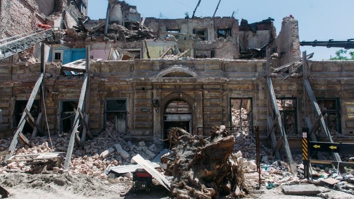 Разрушающиеся здания, сносы и странные ремонты: как в Ростове охраняют архитектуру