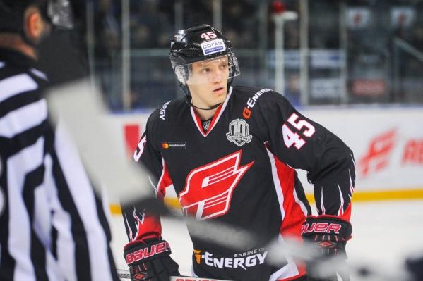 Валентин Пьянов стал одним из лидеров «Амура» в прошлом сезоне