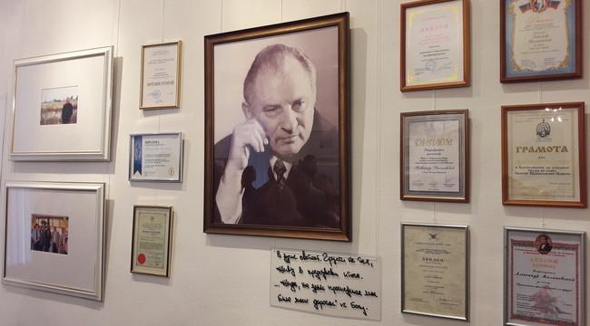 В Самаре установят мемориал в честь ученого Александра Малиновского
