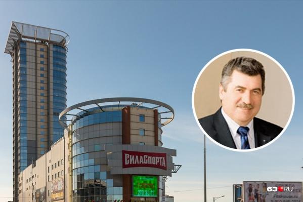 Николай Таран — гендиректор многопрофильной компании ООО «Росскат-Капитал», которой и принадлежит «Вертикаль»