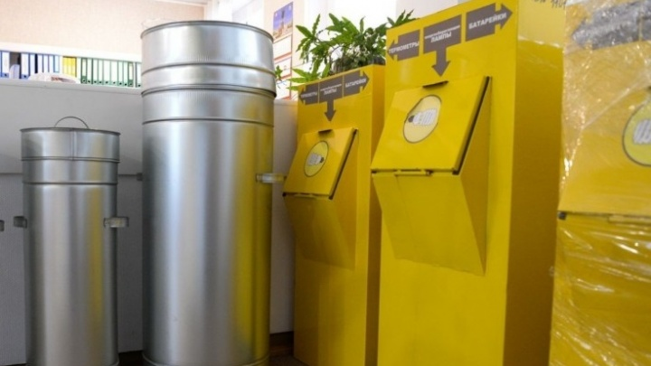 Накопились батарейки и лампочки? Рассказываем, где в Екатеринбурге можно сдать опасные отходы