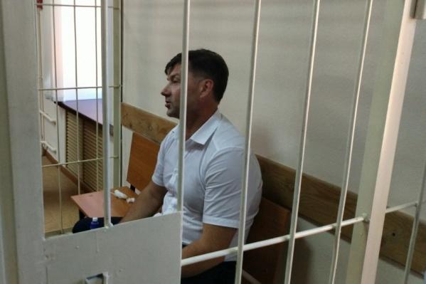 Дмитрия Сазонова задержали 25 июля 2018 года