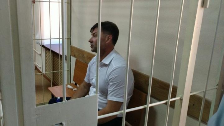 Экс-начальнику одного из подразделений Росгвардии Дмитрию Сазонову грозит до 15 лет лишения свободы