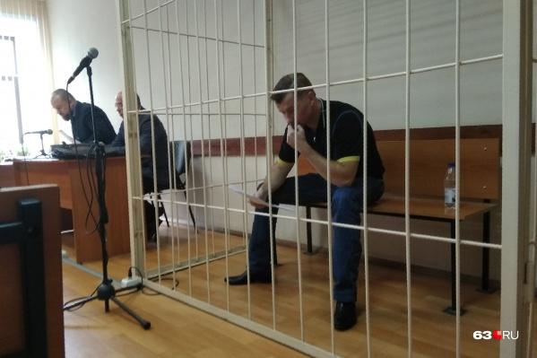 Дмитрий Сазонов находится под стражей уже два месяца