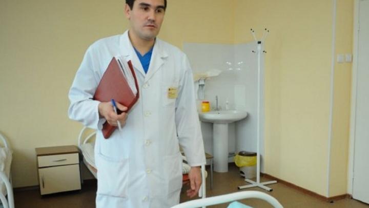 Новым начальником горздрава в Екатеринбурге стал онколог из 40-й больницы