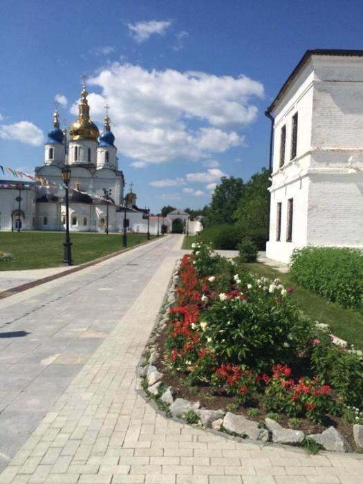Тобольский кремль — отличное место для фотосессий