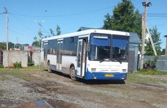 Выпил — и за баранку: в Башкирии задержали нетрезвого водителя автобуса