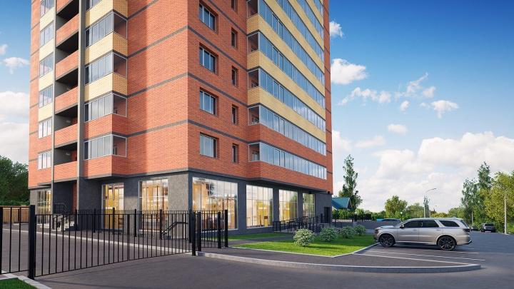 Отличное начало для старта: в новостройке комфорт-класса открыли продажи квартир с квадратными планировками