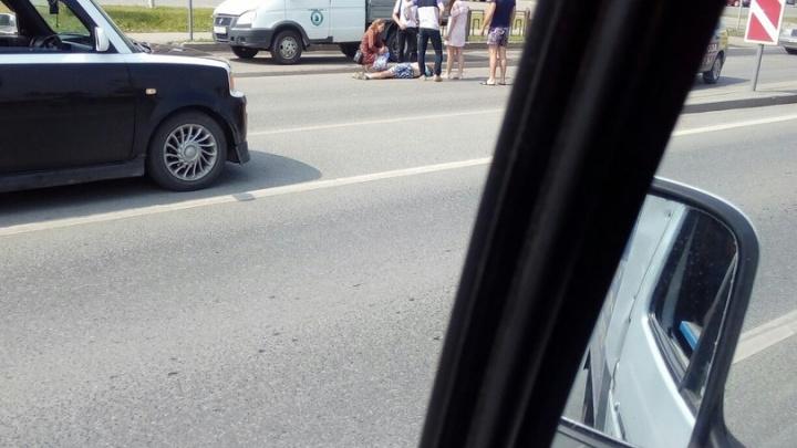 Тюменец, объявленный в розыск за смертельное ДТП, сбил пешехода на Западносибирской