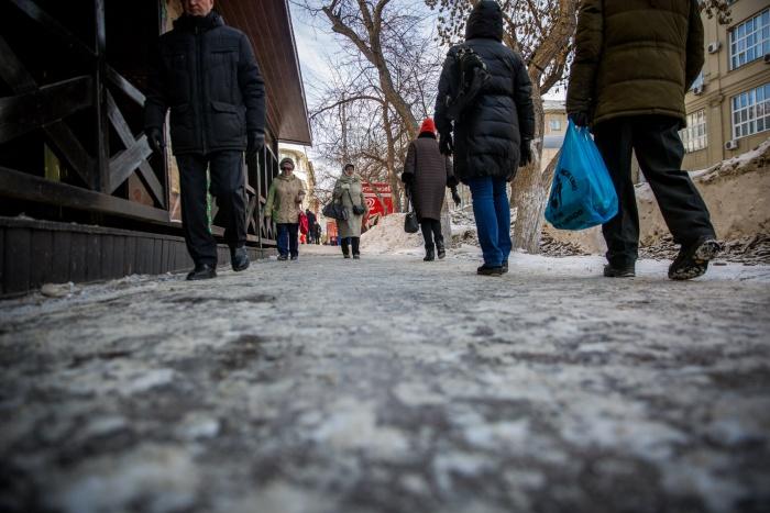 На городских улицах появится новый реагент