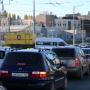 Светофоры около Центрального автовокзала снабдили стрелками