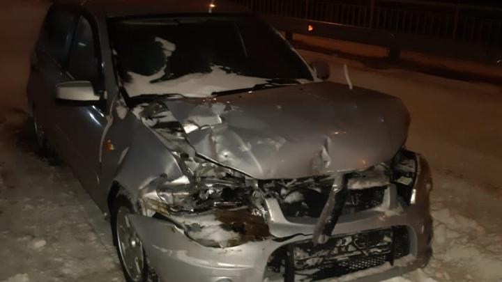 Лихач спровоцировал массовую аварию на трассе М-4 «Дон»