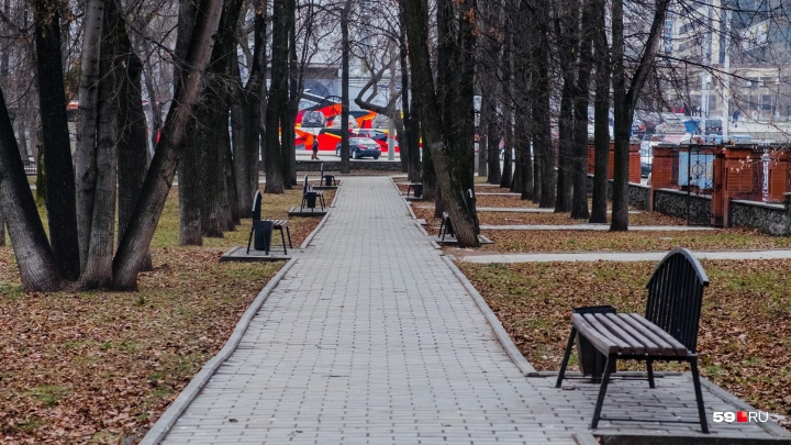 В выходные в Прикамье сохранится вероятность снегопадов
