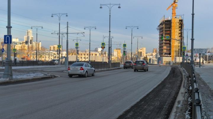 Отрезок улицы Татищева закроют для автомобилистов в четверг вечером