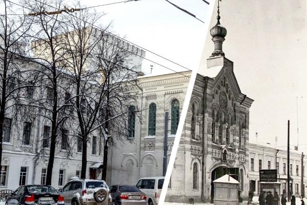 Функционал башни за сто с лишним лет менялся много раз