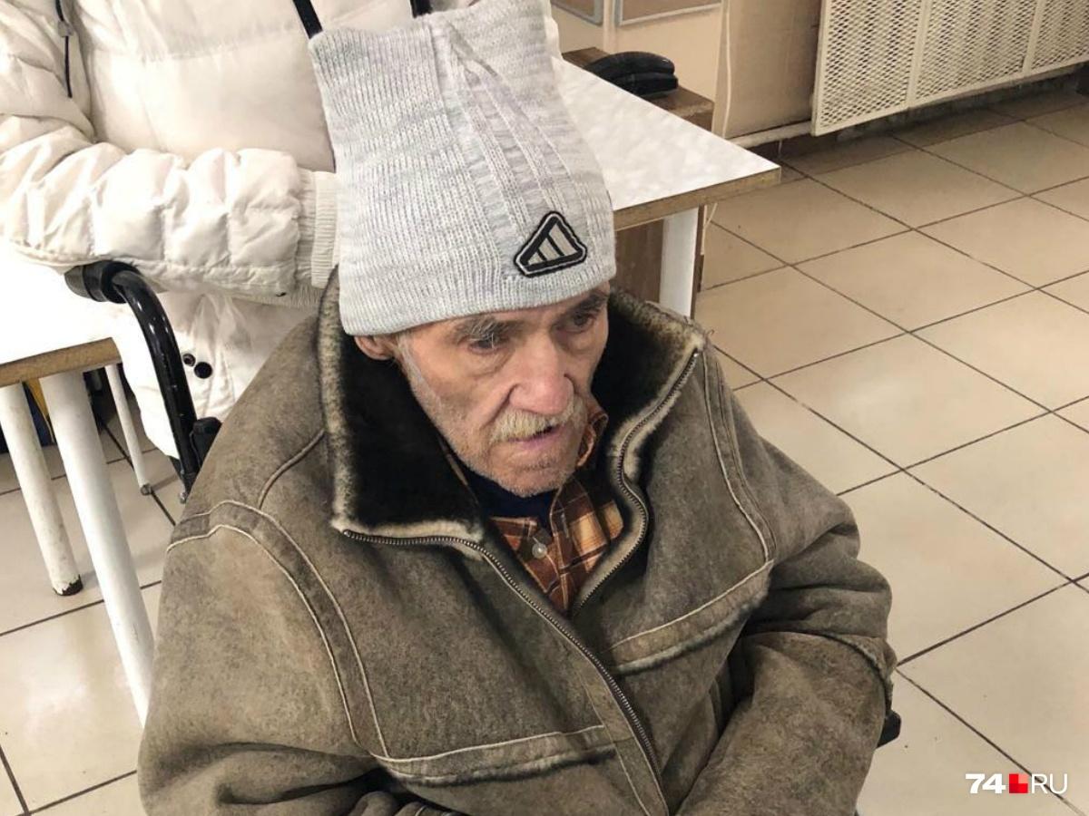 Врачи Краснодара прооперировали южноуральца Василия Глебовича Комлева, но спасти его не удалось