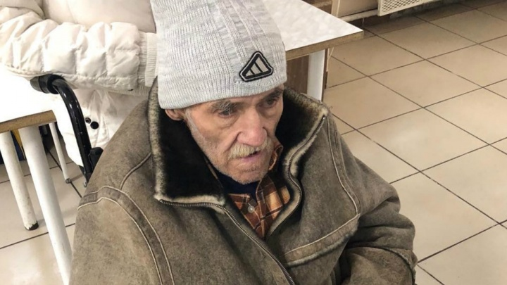 В Краснодаре умер дедушка из Челябинской области, брошенный без документов