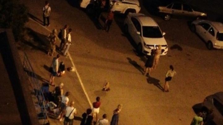 «Их нужно судить!»: волжане вышвырнули кота с восьмого этажа на глазах маленьких детей