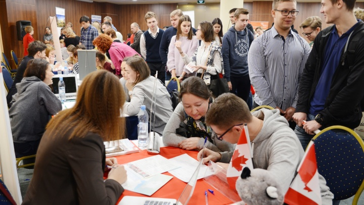 30 ноября в Екатеринбурге пройдет главное событие года — выставка «Образование за рубежом — 2020»