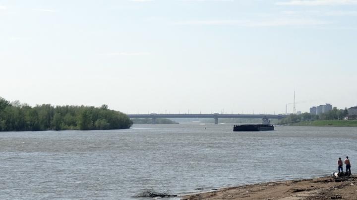 В «ОмскВодоканале» рассказали, когда прекратят сбрасывать промывные воды в Иртыш