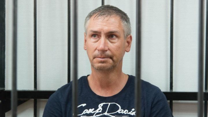 Волгоградский облсуд оставил лодочника Леонида Жданова под арестом до середины ноября
