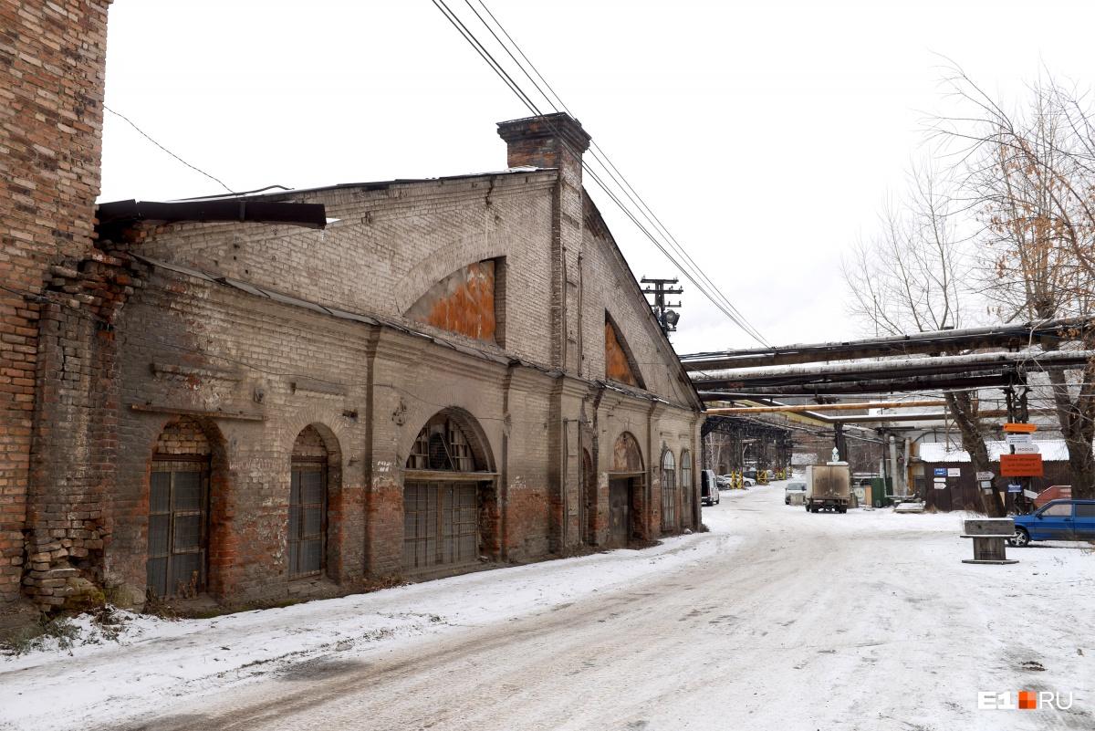 Южный кричный цех, построенный в 1823–1825 годах