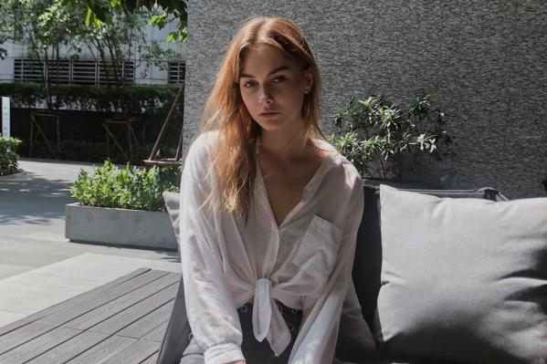 Ева Шмидт — модель из Красноярска, которая неоднократно становилась участницей зарубежных громких показов