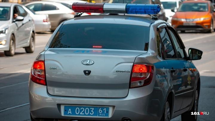Не пропустил на повороте: в результате ДТП в центре Ростова пострадал подросток