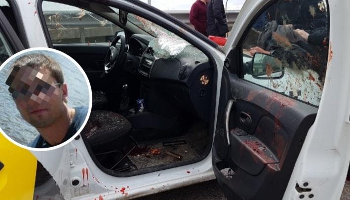 Были лужи крови: пассажира, порезавшего водителя «Яндекс.Такси», отправили в психбольницу