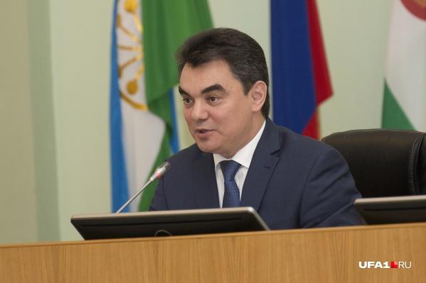 Ирек Ялалов может до конца сентября покинуть должность главы администрации Уфы