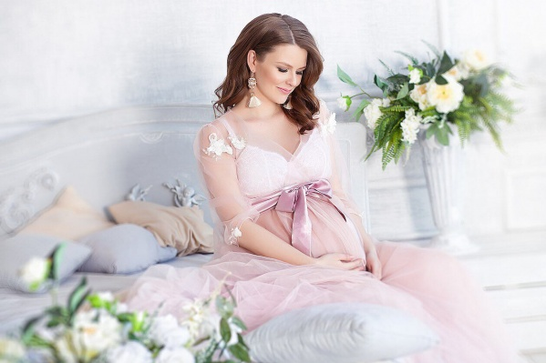 13 апреля четверняшкам Марины Стекловой исполнится год