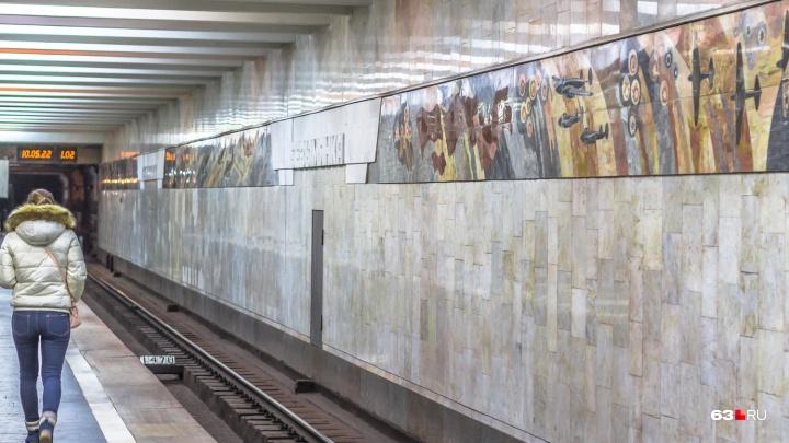 В полиции рассказали о судьбе женщины, которая спустилась на рельсы в метро