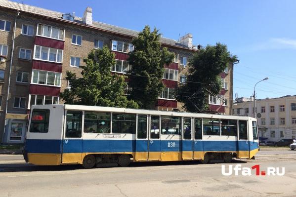 Существующая в городе система трамвайного сообщения пока что останется в неизменном виде