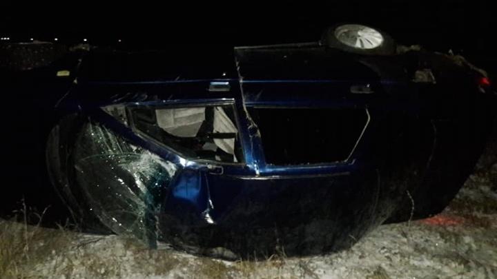 В Башкирии в ДТП на трассе погиб 24-летний мужчина