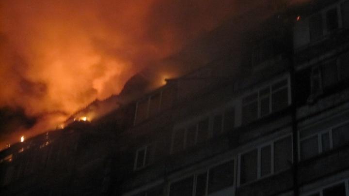 Следователи назвали виновника и причину прошлогоднего пожара в пансионате на Лесобазе